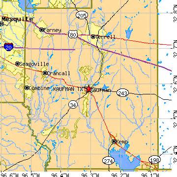 map of kaufman texas kaufman tx pictures posters news and on your pursuit hobbies interests and worries