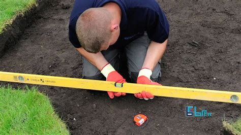 how to to lay diy how to lay a patio