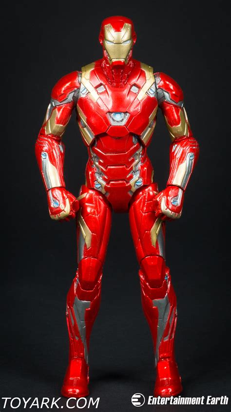 Iron Mk 46 Marvel Figure iron 46 marvel select photo shoot the toyark news