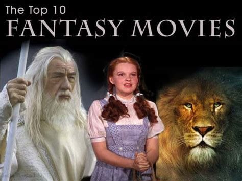 fantasy film list best top 10 fantasy movies movieguide movie reviews for