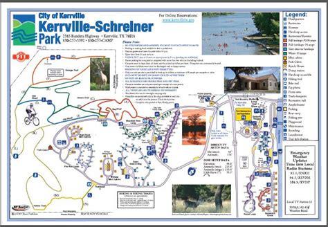 kerrville tx official website kerrville schreiner park
