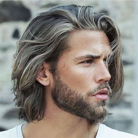 Surfer Hair For Men   Cool Beach Men's Hairstyles   Men's