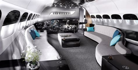A380 Floor Plan by The Vip Dreamliner Luxury Interior Setup For A Private