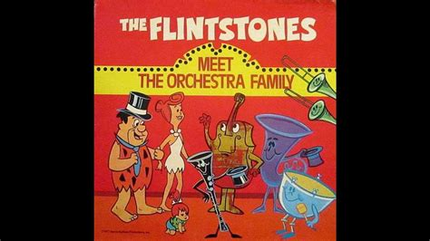 cartoon themes orchestra new neighbors the flintstones meet the orchestra family