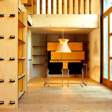 arredamenti legno totem mobili su misura in legno