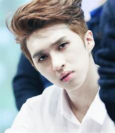kpop hair cuts vixx ken s two block haircut kpop korean hair and style