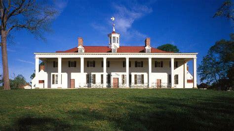 Mt Vernon Homes by Mount Vernon George Washington S Home America