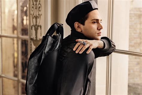 actor xavier dolan actor and director xavier dolan is the face of louis