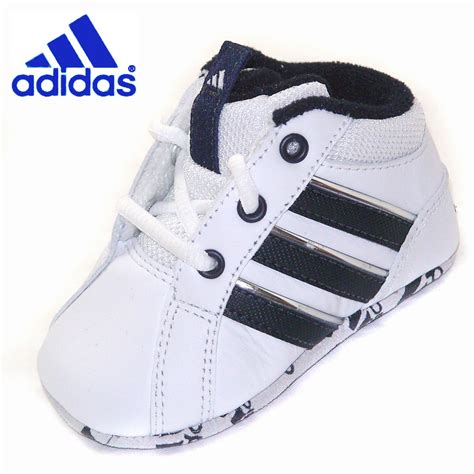 crib shoes for baby adidas crib shoes white navy leather ebay
