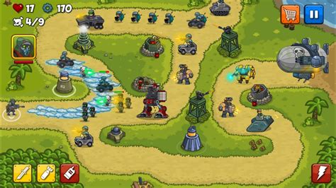 tower defense free best combat tower defense android apps on play