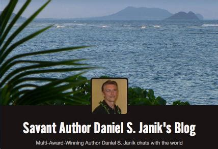 the savant a novel books savant author daniel s janik