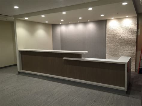 Commercial Reception Desks Commercial Gallery Laporte Surfaces