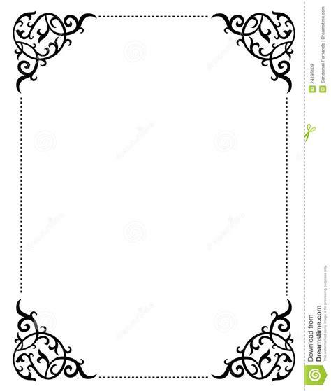 border clipart for wedding invitation clipartsgram