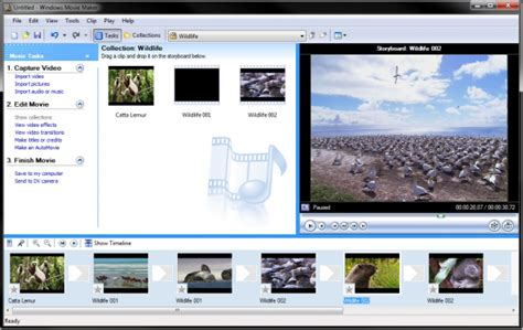 membuat video maker cara membuat video mudah menggunakan windows movie maker