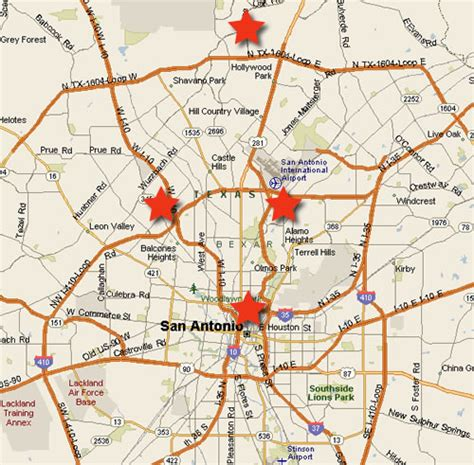 san antonio texas maps san antonio map 28 images san antonio map by area mapa de san antonio y sus alrededores
