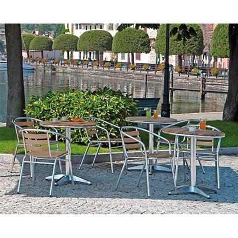 sedie alluminio bar sedia bar alluminio e legno contract san marco