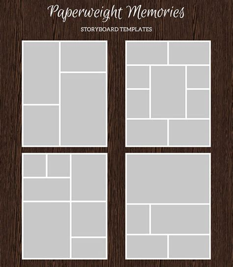 photo templates free storyboard template 85 free word pdf ppt psd format