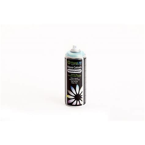 400ml oasis water based floralife 174 aqua transparent shades color spray paint ebay