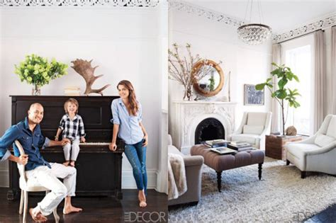 Celebrity Home Decor | celebrity d 233 cor get cozy inside keri russell s brooklyn