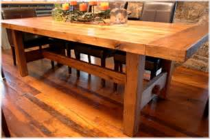 westchester custom design fabricator antique craftsman dining table