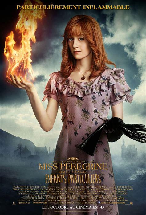 film gien miss peregrine et les enfants particuliers cinema le