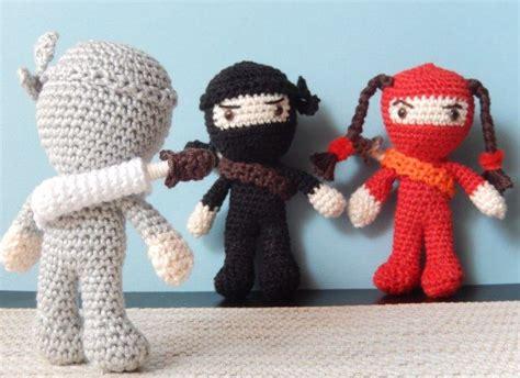 amigurumi ninja pattern free amigurumi ninja free crochet pattern tutorial free