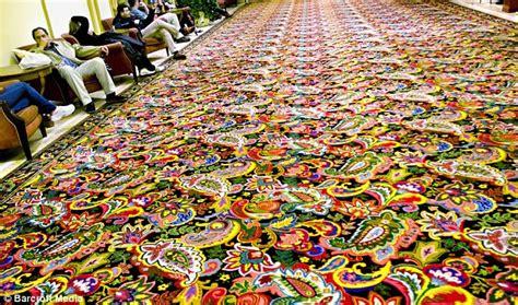 las vegas rugs las vegas carpets designed to keep you awake and daily mail