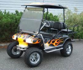 gallery for gt cool golf carts paint jobs