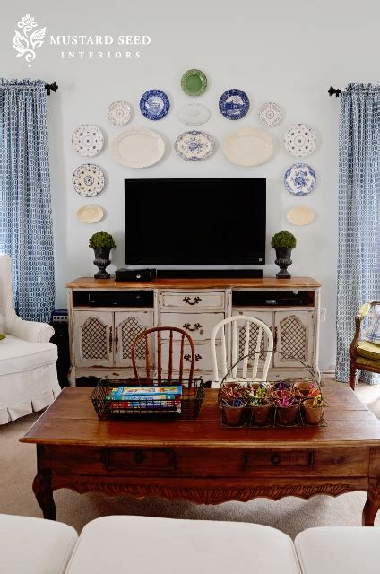 How To Decorate Around A 5 tips for decorating around a television