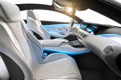 future mercedes interior mercedes benz s class coupe concept interior 02 photo 13
