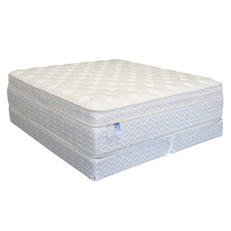 What Size Is A California Mattress by Serenity Memory 18 Inch California King Size Mattress