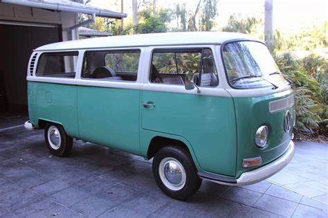 1970 Vw Kombi Lowlight Vw Bus