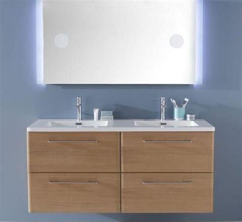 Formidable Double Rideaux Chambre Adulte #4: meuble-double-vasque-castorama-2.jpg