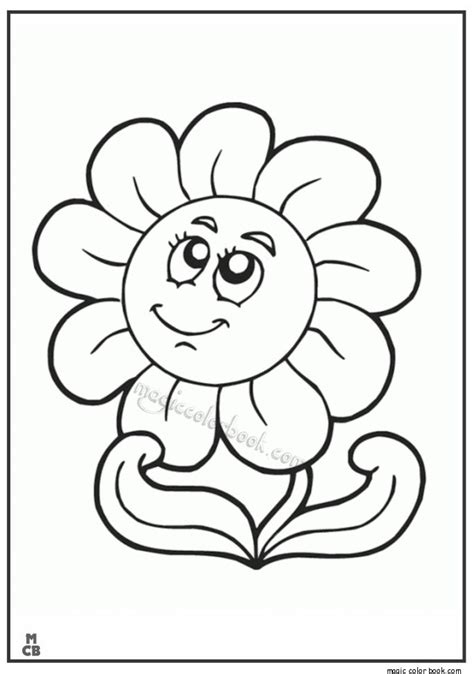 coloring pages flower petals spring flower coloring pages coloring page of flower petals