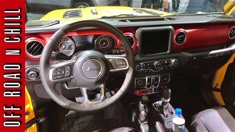 2018 jeep wrangler jl interior 2018 jeep wrangler jl interior in details
