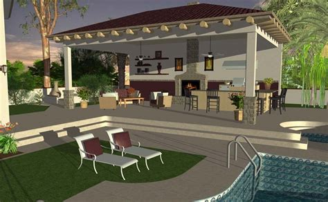 Backyard Remodeling by 3 D Design