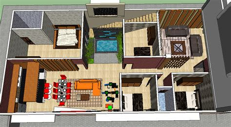 renovasi bangunan gudang menjadi hunian minimalis nyaman