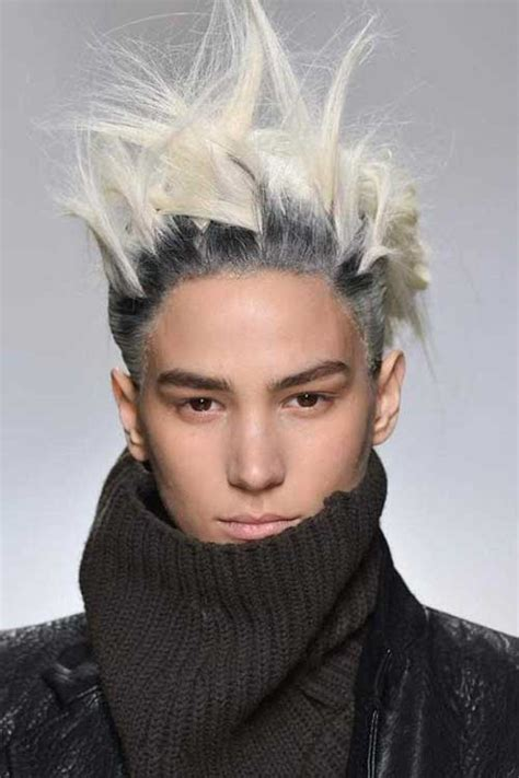 punk hairstyles definition cool punk hairstyle of a black guy male models picture