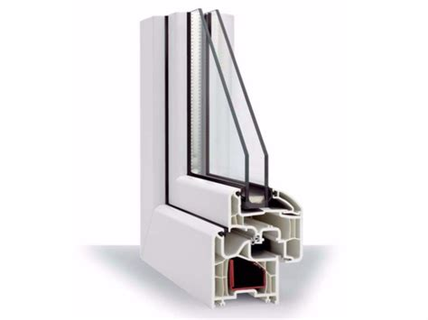 doppio vetro finestra a battente con doppio vetro in pvc kf200