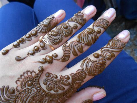 easy indo arabi mehendi design for beginners simple modern