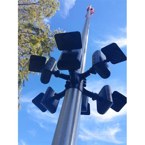polepal solar flagpole light flag pole lighting greenlytes