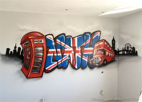 Decoration Chambre Theme Londres by Decoration Chambre Theme Londres Collection Et Chambre De