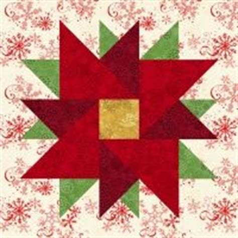 Poinsettia Quilt Block Pattern by 1000 Images About Quilt Ideas On