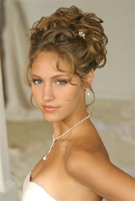 Curly wedding hairstyles on curly wedding hairstyles curly wedding