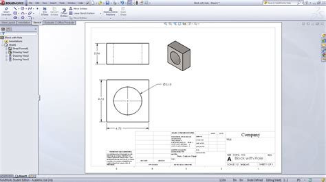 Transition To Solidworks From Creo Or Proe Drawing Documents Solidworks Drawing Template