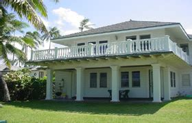 oahu bed and breakfast oahu vacation rentals kailua accommodations lanikai bed
