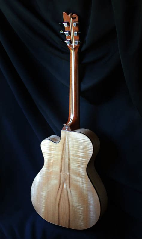 Handmade Guitar - grand auditorium guitars handmade elijah guitars