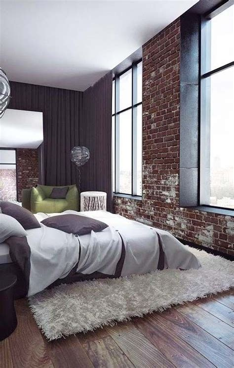 urban bedroom ideas feel inspired with these new york industrial lofts