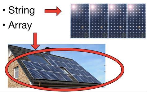 solar string solar cell efficiency vs solar panel efficiency