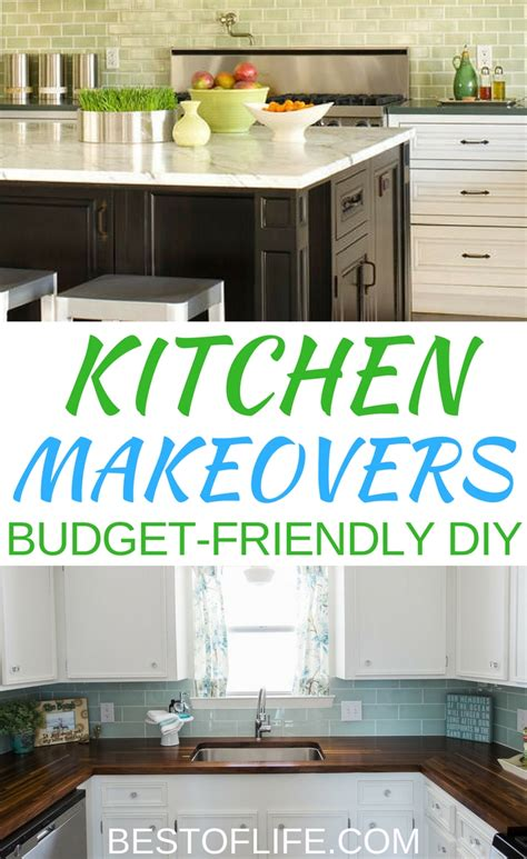 diy kitchen makeover ideas for any budget the best of